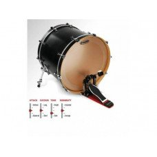 "Evans BD22GB4C 22"" EQ4 Coated"