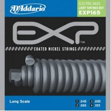 D'Addario EXP165 EXP Light Top / Med Bottom 45-105