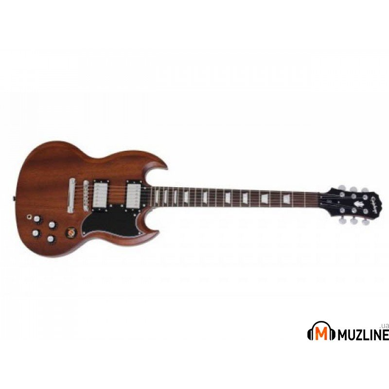 Электрогитара Epiphone Faded G-400 Worn Brown CH HDWE