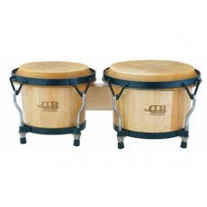 "DB Percussion DBOE-0785, 7"" & 8.5"" Brown"