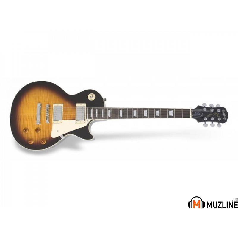 Электрогитара Epiphone Les Paul Standard Plus VS CH