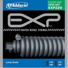 D'Addario EXP220 EXP Super Light 40-95