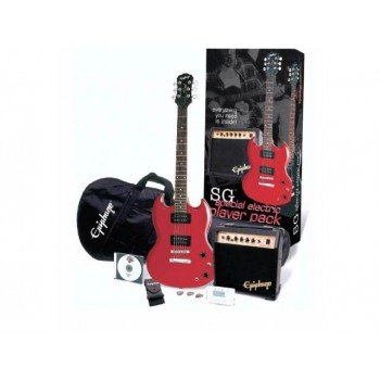Электрогитара Epiphone Player Pack SG Special