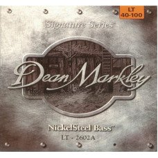 Dean Markley 2602A Nickelsteel Bass LT4 40-100