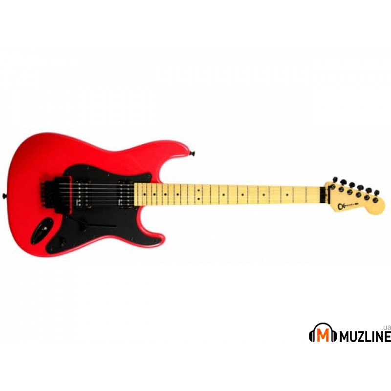 Электрогитара Charvel Socal Style 1 HH Maple Fretboard Candy Red