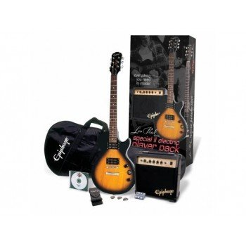 Электрогитара Epiphone Playerpack Special II VSB CH