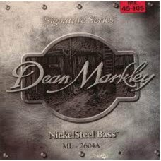 Dean Markley 2604A Nickelsteel Bass ML4 45-105