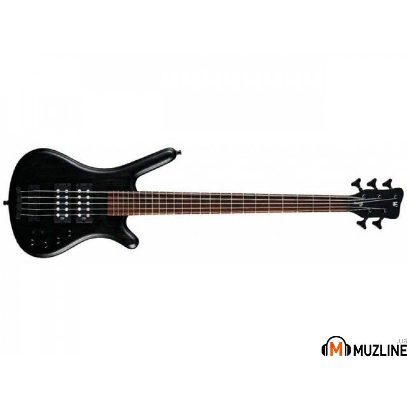 Бас-гитара Warwick Corvette $$ 5 Nirvana Black OF
