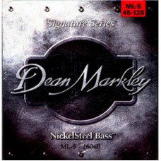 Dean Markley 2604B Nickelsteel Bass ML5 45-128