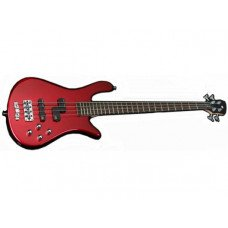 Warwick Streamer LX4 Metallic Red CHR