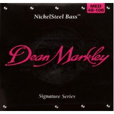Dean Markley 2606A Nickelsteel Bass MED4 48-106