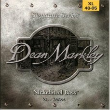 Dean Markley 2608A Nickelsteel Bass XL4 40-95