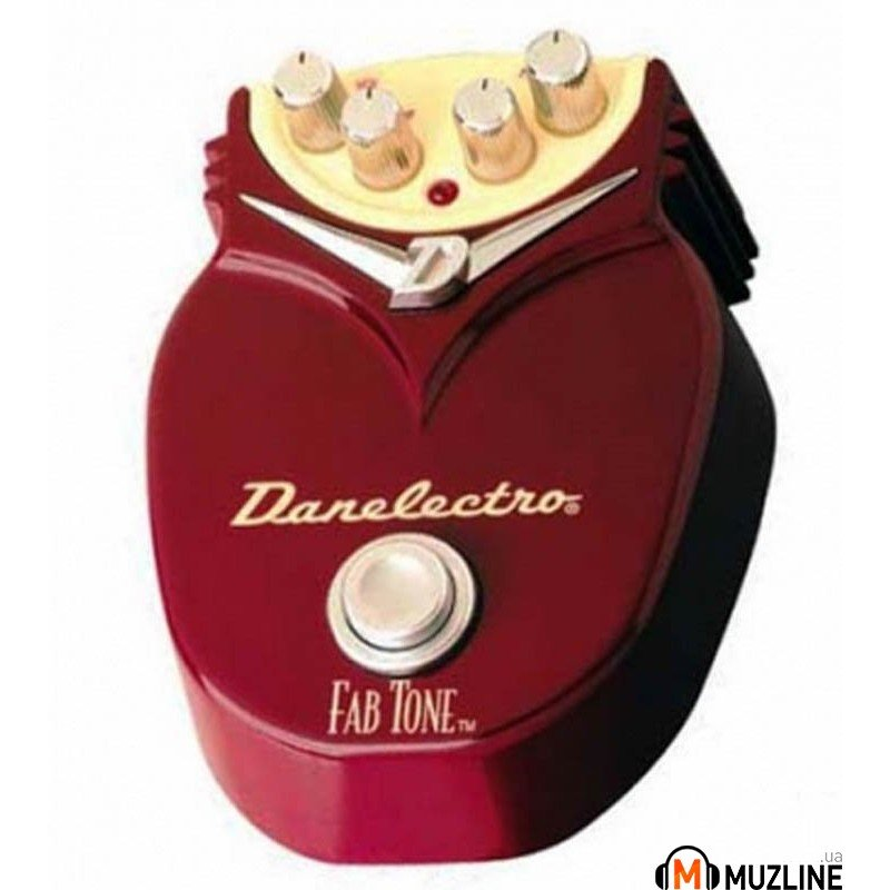 Гитарная педаль Danelectro DD-1 Fab Tone Distortion