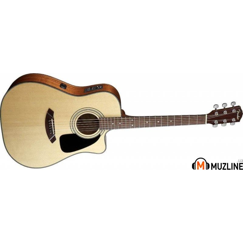 Электроакустическая гитара Fender CD-100CE NT