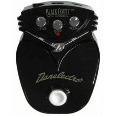 Гитарная педаль Danelectro DJ-21 Black Coffee Metal Distortion