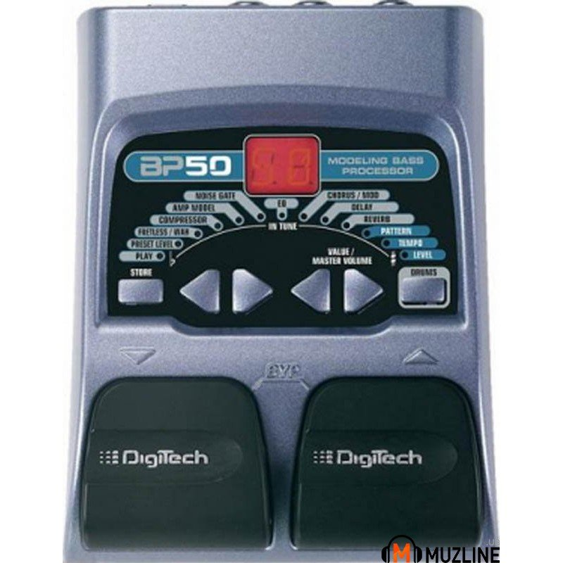 Гитарный процессор Digitech BP50PS