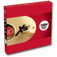 Sabian XS20 New Look First pack