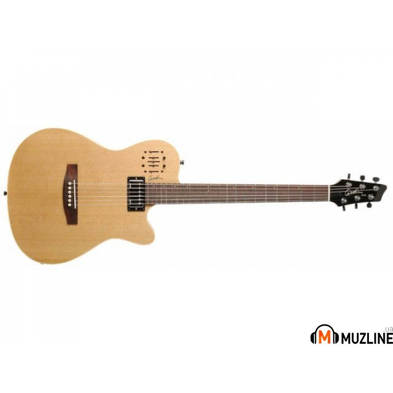 Электроакустическая гитара Godin A6 Ultra Natural SG with Bag