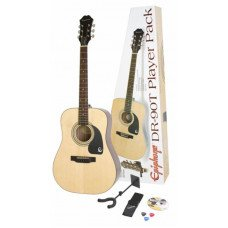 Акустическая гитара Epiphone DR-90T Acoustic Player Pack NT