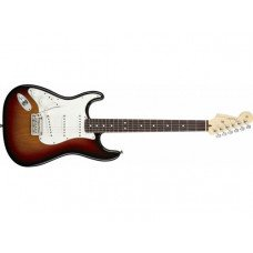 Fender Squier STD Strat LH Antique Burst