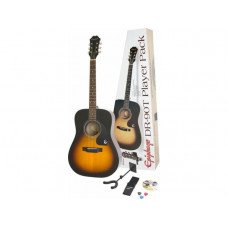 Epiphone DR-90T Acoustic Player Pack VS