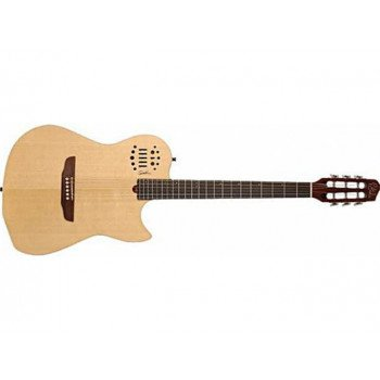Электроакустическая гитара Godin Multiac Steel (SA) Natural HG with Bag