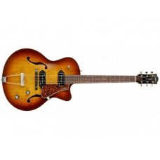 Полуакустическая гитара Godin 5th Avenue CW Kingpin II Cognac Burst with TRIC