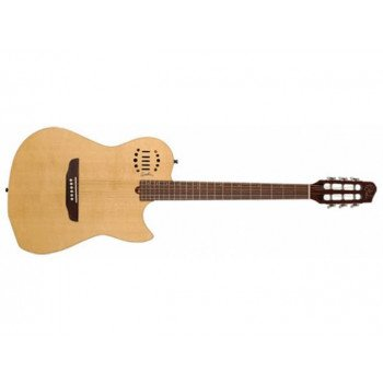 Электроакустическая гитара Godin Multiac Steel Duet Natural HG with Bag