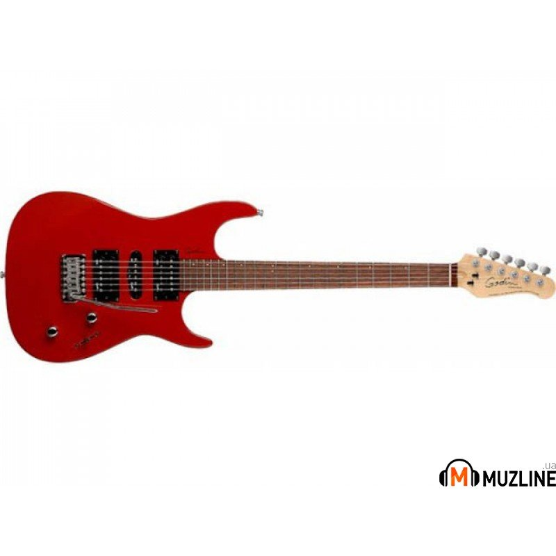 Электрогитара Godin Freeway Classic Red RN with Bag