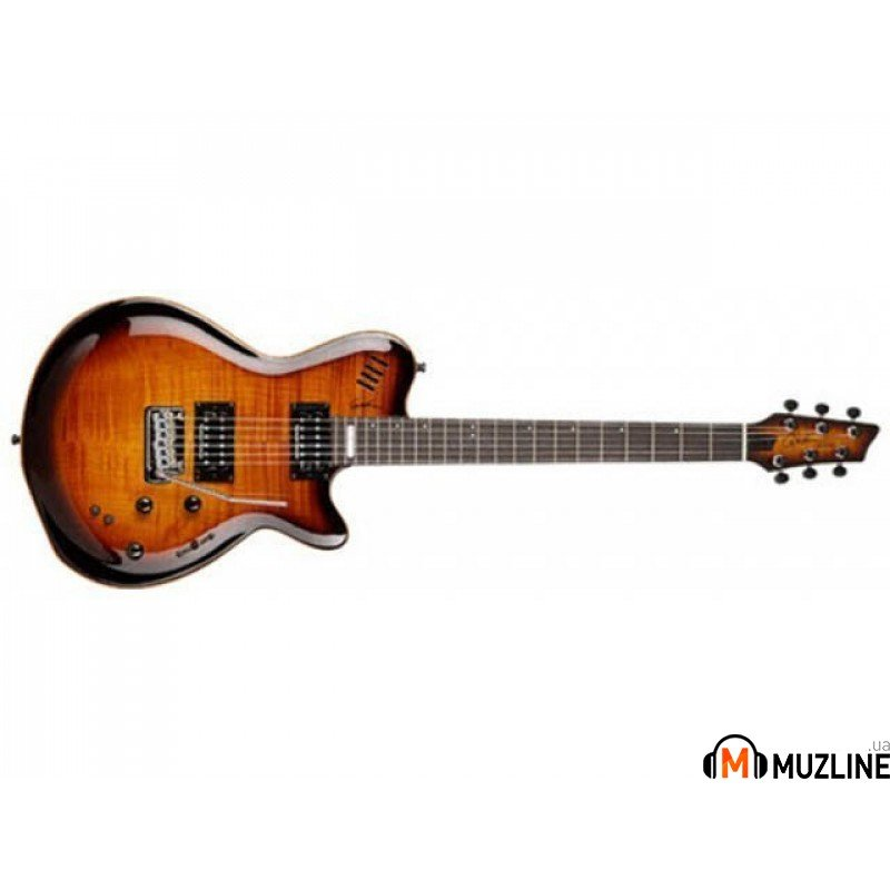 Электрогитара Godin LG Signature Cognac Burst Flame AA W/Bag