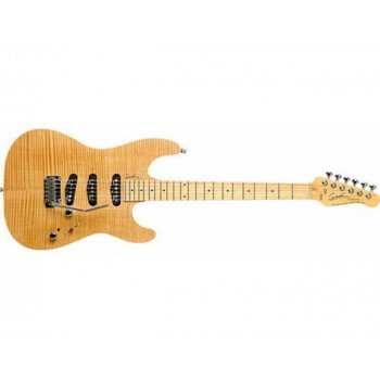 Электрогитара Godin Passion RG3 Natural Flame MN with Tour Case