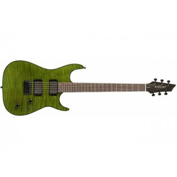 Электрогитара Godin Redline 2 Trans Green Flame RN with Bag