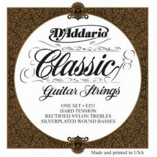 D'Addario EJ31 Pro-Arte Rectified Hard Tension