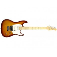 Godin Session Lightburst HG MN with Bag