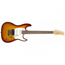 Godin Session Lightburst HG RN with Bag