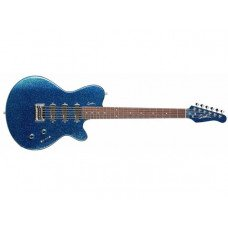 Godin Triumph Sparkle Blue w/Bag