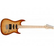 Электрогитара Godin Velocity H.D.R. Natural Burst Flame MN with Bag