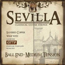Cleartone 8442 Sevilla Ball End Medium Tension