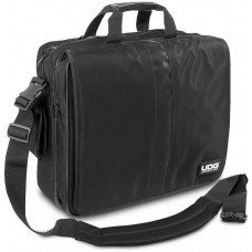 UDG Ultimate CourierBag DeLuxe 17 Black/Orange inside