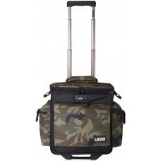 Кейс UDG Ultimate SlingBag Trolley DeLuxe Black Camo Orange Inside