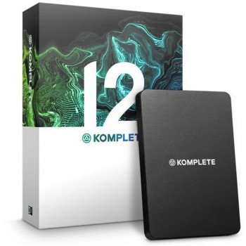 Программное обеспечение Native Instruments KOMPLETE 12 UPD (UPG 8-11)