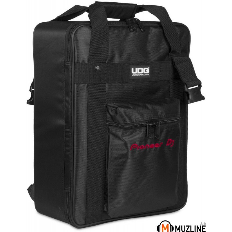 Кейс UDG Ultimate Pioneer CD Player/Mixer Backpack Large