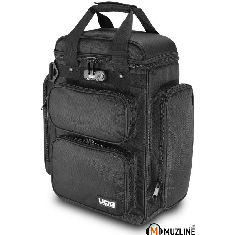 Кейс UDG Ultimate ProducerBag Large Black/Orange Inside