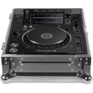 Кейс UDG Ultimate Flight Case Multi Format CDJ/MIXER II Silver