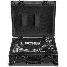 UDG Ultimate Flight Case Multi Format Turntable Black MK2