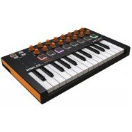 Миди-клавиатура Arturia MiniLab MKII (Orange Edition)