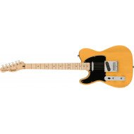 Электрогитара Fender Squier Affinity Series Telecaster Left-handed MN Butterscotch Blonde