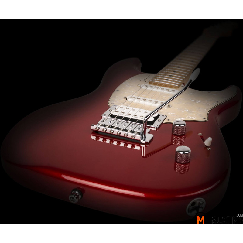Электрогитара Godin Session Ltd Desert Red HG MN with Bag (Made in Canada - 041190)