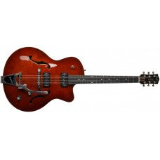 Godin 5th Avenue Uptown T-Armond Havana Burst with TRIC (Made in Canada - 047819)