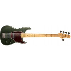 Godin Shifter Classic 5 Desert Green HG MN with Bag (Made in Canada - 048014)